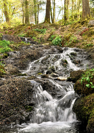 Stock Ghyll Force, Ambleside, Cumbria