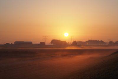 Sunrise in Orange